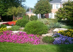 Perennial and Annual Gardens